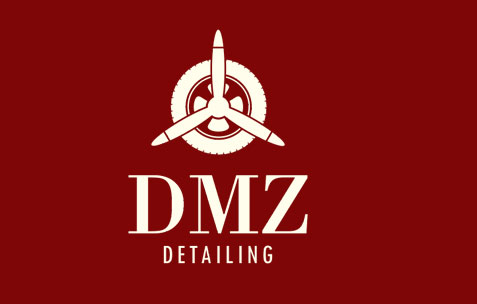 DMZ logo and branding