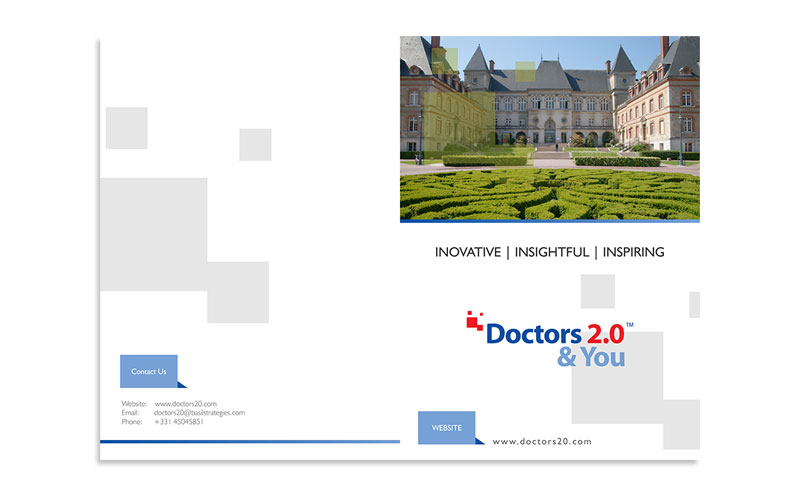 DOCTORS & YOU Brochure design