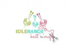IdleHands logo and branding