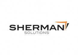 Sherman Solution logo and branding