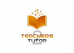 Teachers2tutor logo and branding