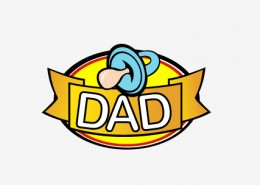 Dad logo design and branding
