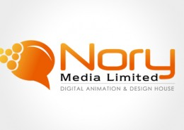 Nory Media Limited brand identity