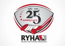 RYHA Anniversary logo