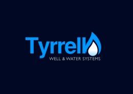 Tyrrell brand identity design