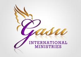 Gasu International Ministries identity design