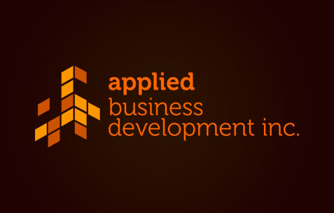 Applied Business Development Inc logo and branding