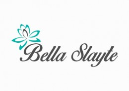 Bella Slayte logo and branding