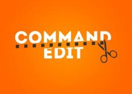Command Editing logo and branding