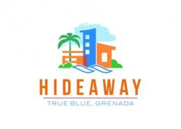 Hideaway True Blue Granda logo and branding