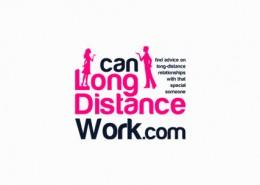 Canlongdistancework logo and branding