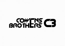 Cowens Brothers logo and branding