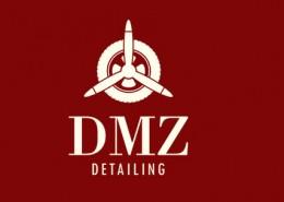 DMZ logo and branding