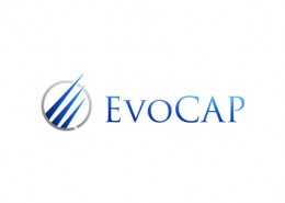 Evocap logo and branding