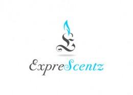 Exprescentz logo and branding