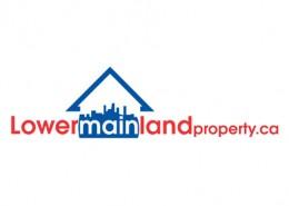 Lower Main Land logo and branding