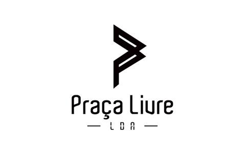 Praca Livre logo and branding