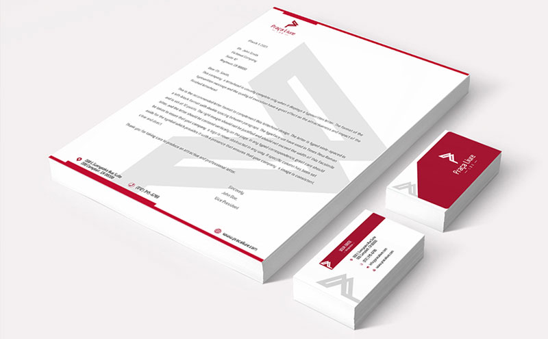 Style Guide Corporate Identity design