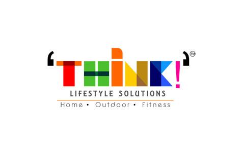 Think logo and branding