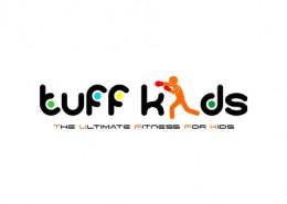 Tuff Kids logo and branding