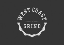 West Coast logo and brandine