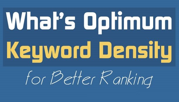 SEO keyword importance